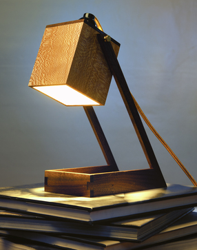 Proper Wood Lamp