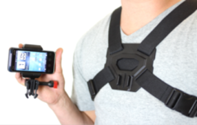 Velocity Clip & Chest Mount