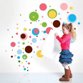 Dottilicious Wall Decals