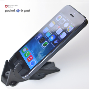 Pocket Tripod iPhone stand