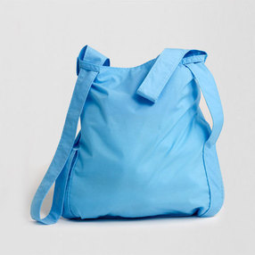 Blue Poly Notabag