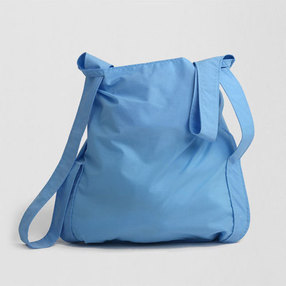 Blue Cotton Notabag