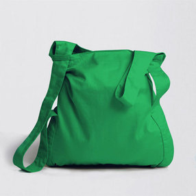 Green Cotton Notabag
