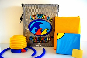 Lil' Waves Beachpool Kit
