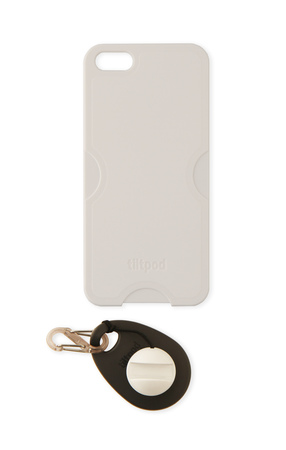 tiltpod mobile 5/5S in white