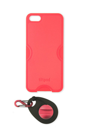tiltpod mobile 5/5S in rubine