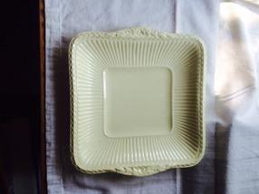 Wedgwood Edme White Plate