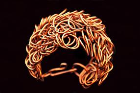 Revelations Cuff Bracelet