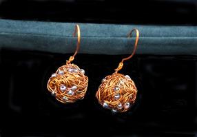 Reiki Earrings