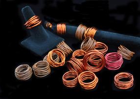 Reiki -Unisex Rings