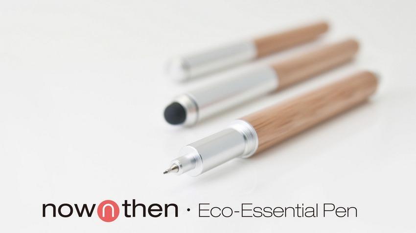 Eco-Essential Pen -- elegant, functional, understated
