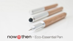 Eco-Essential Pen -- elegant, functional, understated