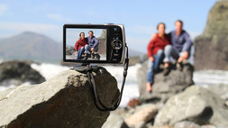 "The world's smallest quick-connect magnetic pocket ""tripod"""