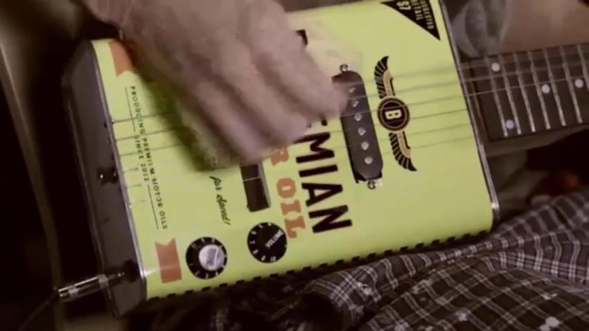 Bohemain Guitars